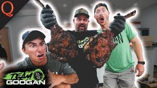Monster Tomahawk Ribeyes | Ft Googan Squad