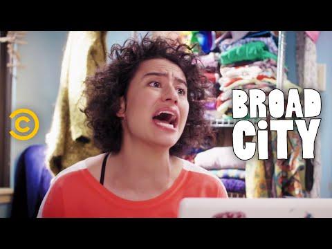 Hack Into Broad City - April Fools' Day - Uncensored