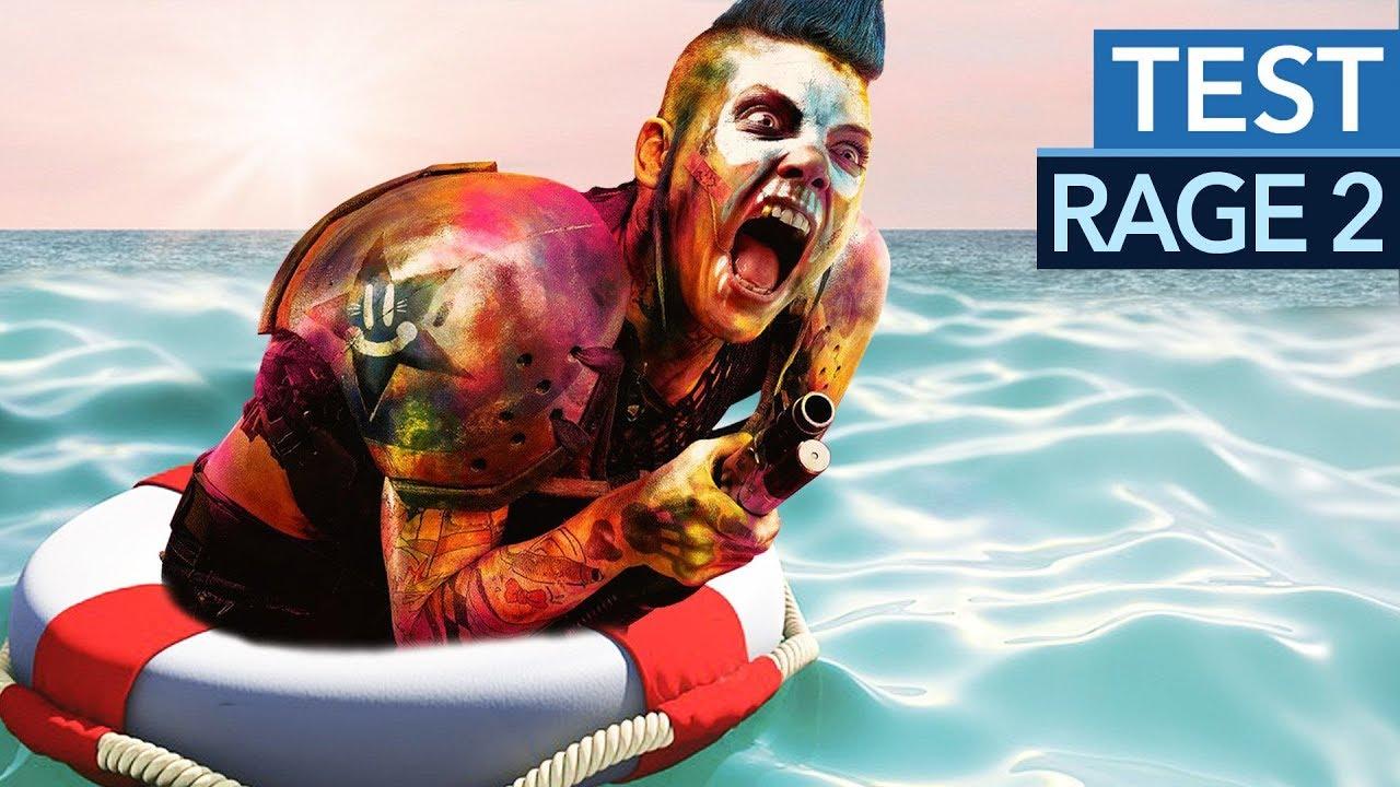 Was hält den Open-World-Shooter über Wasser? - Rage 2 im Test thumbnail