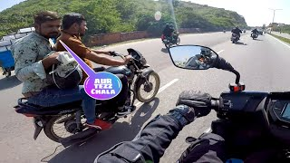 SQUID Wants To Race  | Delhi To Jaipur