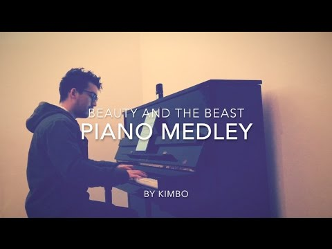 Beauty and the Beast (Piano Medley + Sheets)