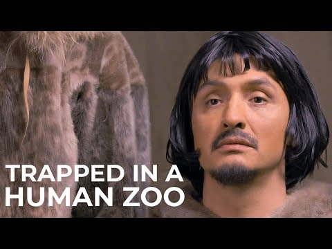 Trapped In A Human Zoo Official Trailer: When Inuits Were Showcased In Zoos