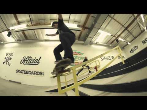 Collegiate Skate Tour in Carlsbad! - 11/07/2015