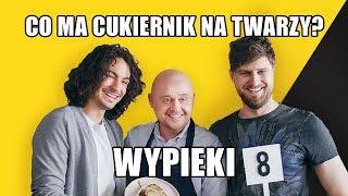 WIELKANOCNA BABKA Z HERBATĄ MATCHA  | Suchar Codzienny & Paweł Małecki