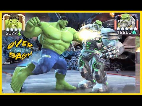 Maestro Hulk Vs Thanos