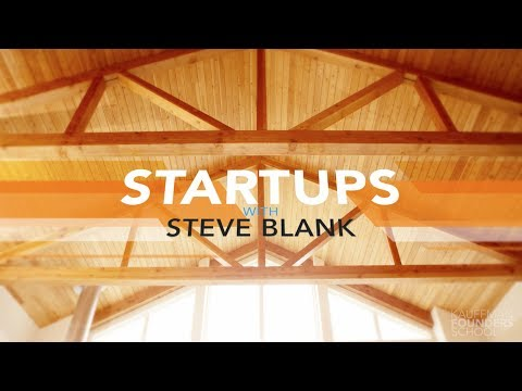 Startups: Introduction