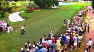Tee to Green: Justin Rose