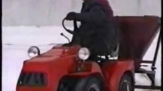Минитрактор МТЗ-132Н www.traktor-velikan.ru