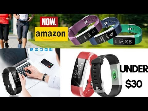 best-fitness-tracker-you-can-buy-in-2019-||-under-$30-on-amazon