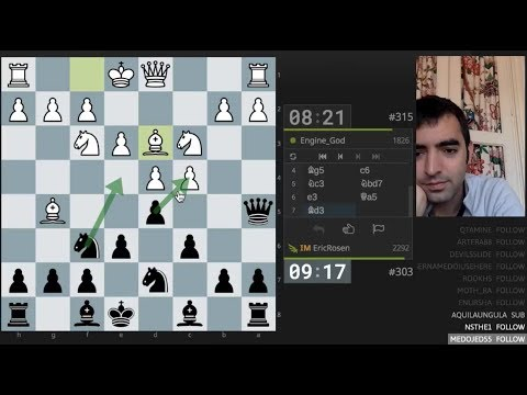 Powerful Openings | Lichess Rapid Arena