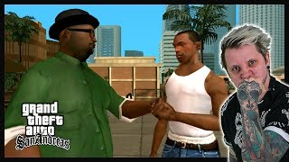 SAN ANDREAS #6 - All we have to do is follow the damn train CJ - WarGra