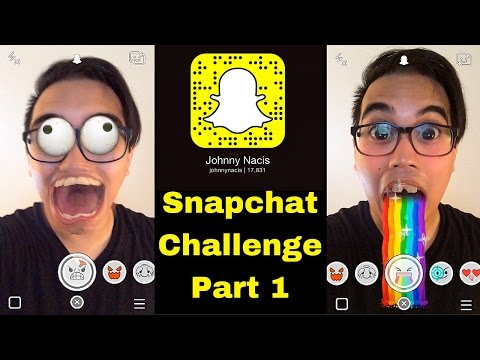 how to change your snapchat color