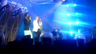 Take That - Back For Good Live