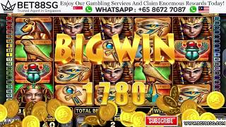Cat Queen Slot Online Games In BET88SG.COM - #1 Slots Game Singapore