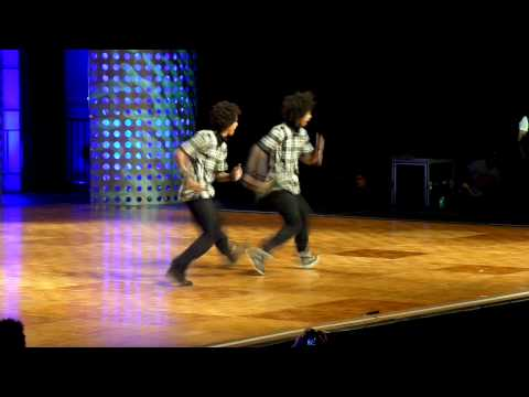 (LES TWINS) WORLD HIPHOP DANCE CHAMPIONSHIP 2013 LAS VEGAS