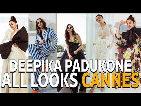 Deepika Padukone's 5 Stunning Looks From Cannes 2019