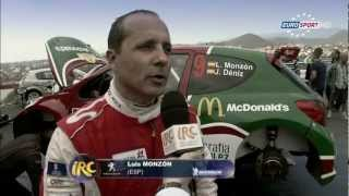 Download Resumen Eurosport Rally Islas Canarias 2012 DÍA 1 HD