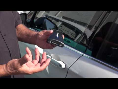 Entourage Vehicle Tracking Device Installation by Monney in Redwood City