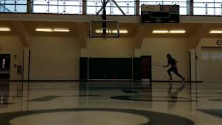 'UNOFFICIAL' Guinness World Record Attempt - Most Basketball 3 Pointers In 1 Minute With Single Ball