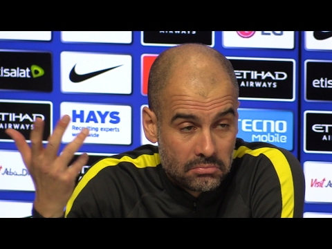 Pep Guardiola Full Pre-Match Press Conference - Bournemouth v Manchester City