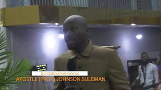 #PROPHECY: I SEE POWER LEAVING THE NORTH - APOSTLE JOHNSON SULEMAN