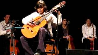 2009 concours de guitare fontenay 12 YEAR OLD