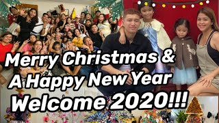 Merry Christmas and Happy New Year Party 2020! | Team Melason Family and Friends