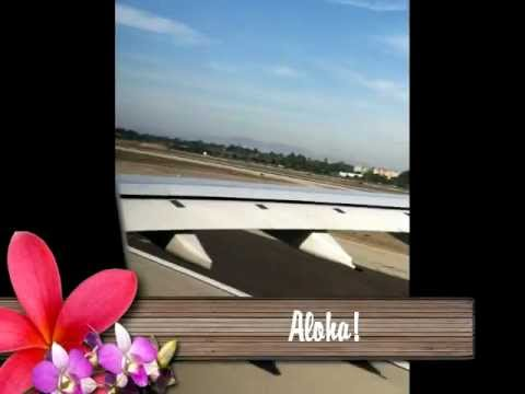 ALOHA MAHALO (original song) by RICH K. : Music Video
