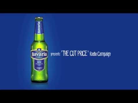 """Bavaria // Radio Campaign // """"Cut price"""" // Surprise"""