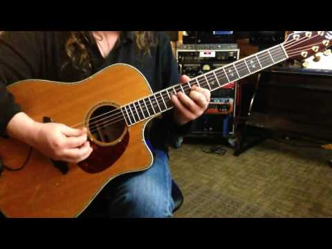 Alternate Tuning CGDGBC - Key G Major