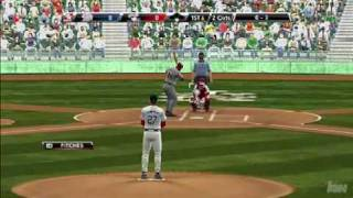 MLB 2K9 (Gameplay)