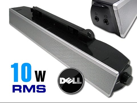 DELL AX510 SOUND BAR DRIVER DOWNLOAD