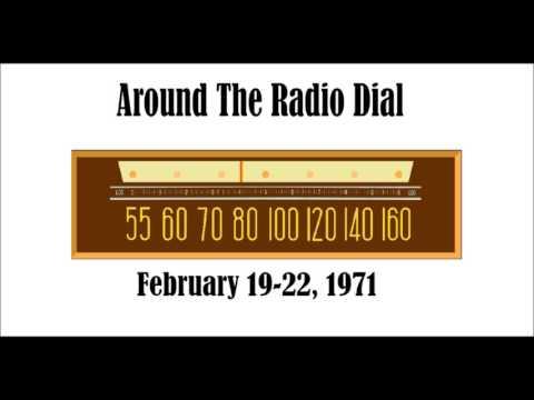 AROUND THE RADIO DIAL--FEB. 19-21, 1971