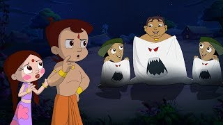 Chhota Bheem - Bhoot Voot Kuch Nahi Hotey ? | Hindi Cartoon for Kids