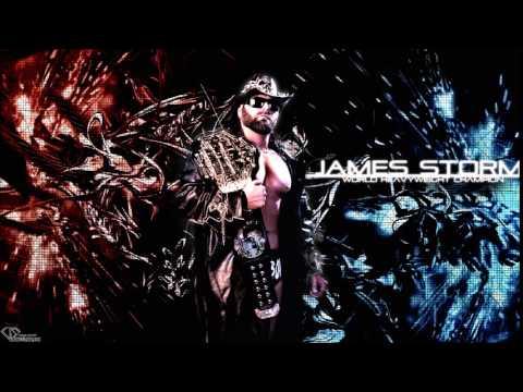 2016: James Storm 1st & New Custom Global Force Wrestling (GFW) Theme Song -