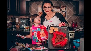 Ariel Cake with JWOWW and Meilani