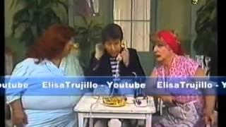 La Tota y la Porota: Actuación especial de Raphael  de España
