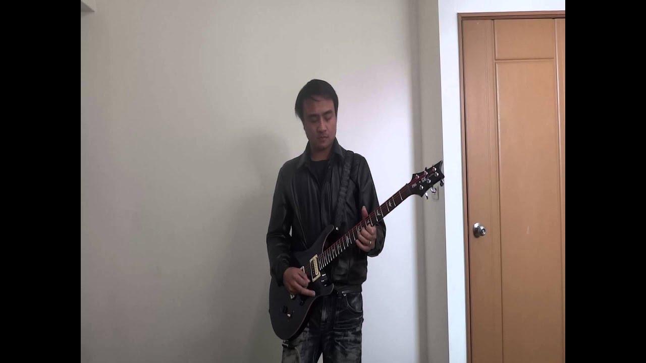 金明老師 光輝歲月 電吉他 彈奏版 - YouTube