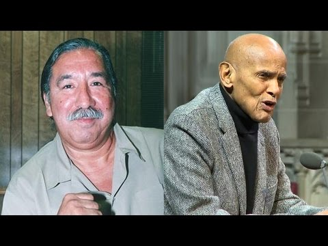 Harry Belafonte to President Obama: Free Native Activist Leonard Peltier Now