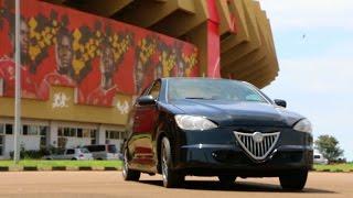 The Kiira Smack - a car made in Uganda