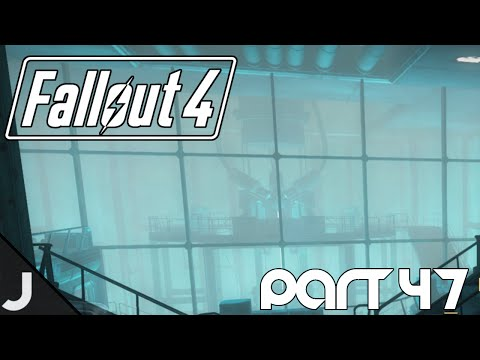 Nuclear Reactor! - Fallout 4 - Part 47 [Playthrough   Let's Play   Gameplay   1080p 60fps]
