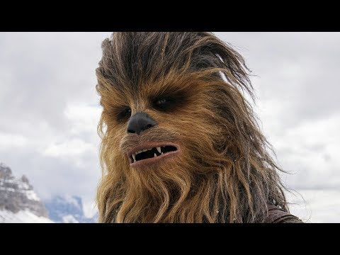 Joonas Suotamo on Becoming Chewie
