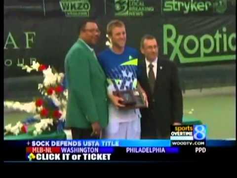 Sock Schneider win USTA K&39;zoo titles