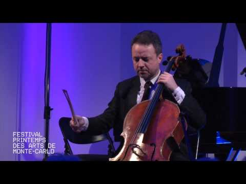 Kodaly solo cello Sonata opus 8, Marc Coppey