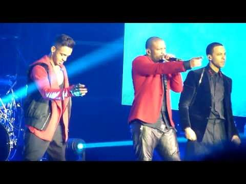 JLS Goodbye Tour- Manchester Matinee- Beat Again