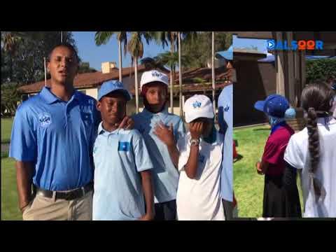 Somali American Golf Association Uhiili Qarankaaga Soomaaliya
