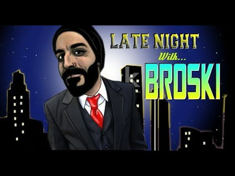 Late Night with Broski - Tonkasaw talks with Sragon/Chasing the meme dragon