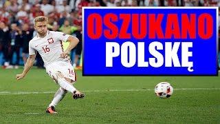 OSZUKANO POLSKĘ KARNY NA EURO 2016 !