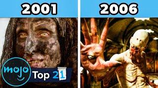 21 топ-21 самых страшных сцен из фильмов каждого года (2000–2020 гг.)
