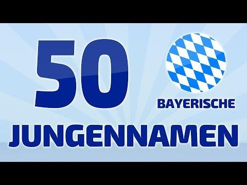 Bayerische männernamen